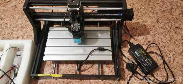 Продам: Домашний лазерный и фрезеровочный станок