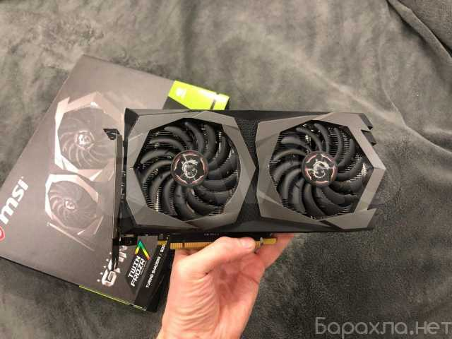 Продам: nvidia gtx 1650 super gaming x