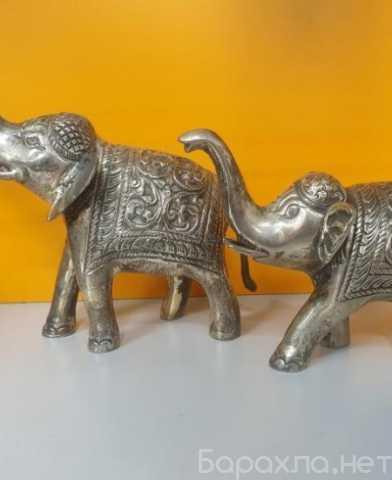 Продам: Слоны Сувениры из серебра