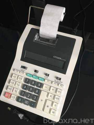 Продам: настольный печатающий калькулятор