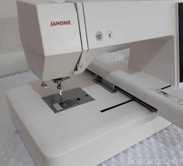 Продам: Вышивальная машина Janome Memory Craft