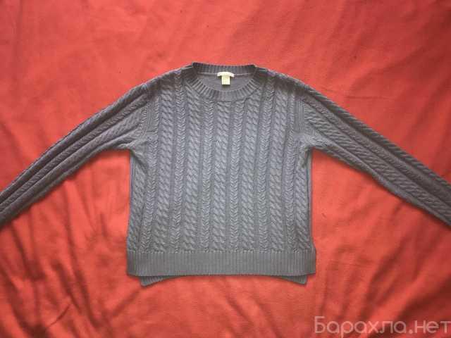 Продам: Голубой свитер H&M XS