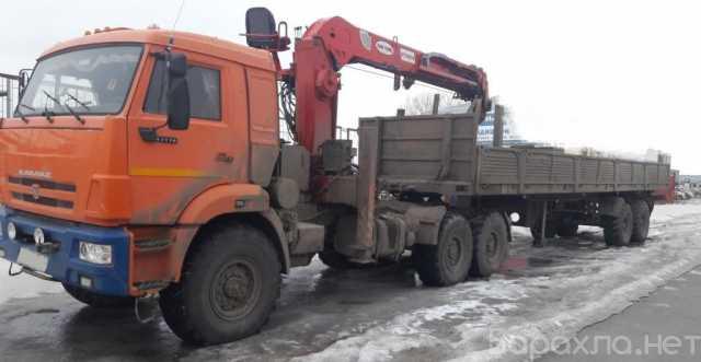Продам: Продам КАМАЗ тягач,6х6,2013г,ямобур,КМУ