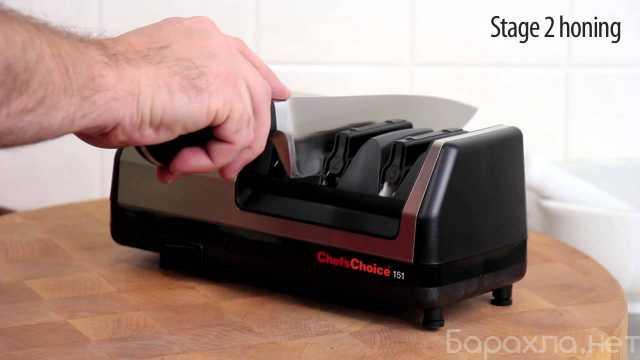Продам: Электрическая точилка для ножей Chefs C