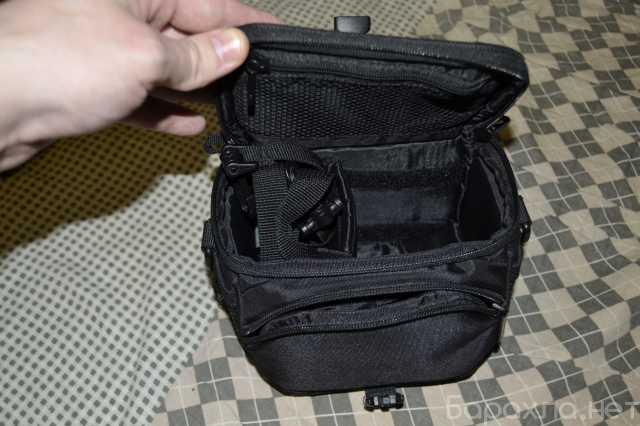 Продам: Сумка для фотоаппарата размеры внутри 14