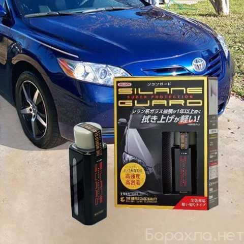 Продам: Silane Guard - жидкое стекло для авто (