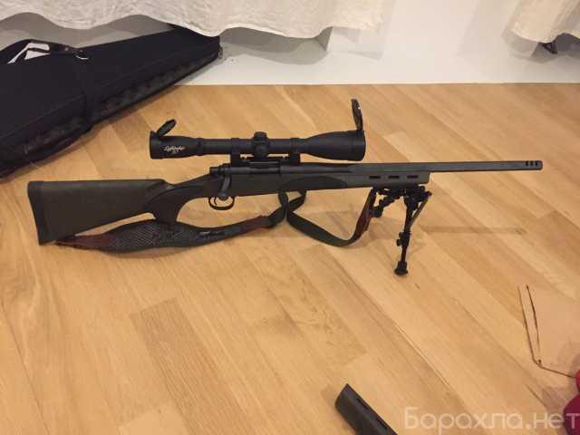 Продам: Оружее remington 700vtr