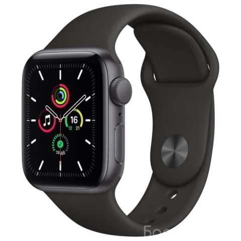 Продам: Apple Watch SE, 44 мм, серый космос