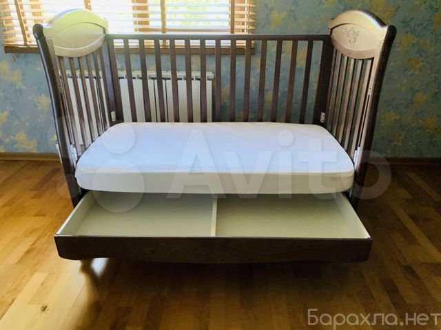 Продам: Кровать детская Bambolina Principessa Cl