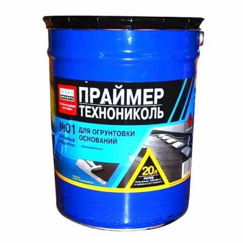 Продам: Праймер № 01 ТЕХНОНИКОЛЬ