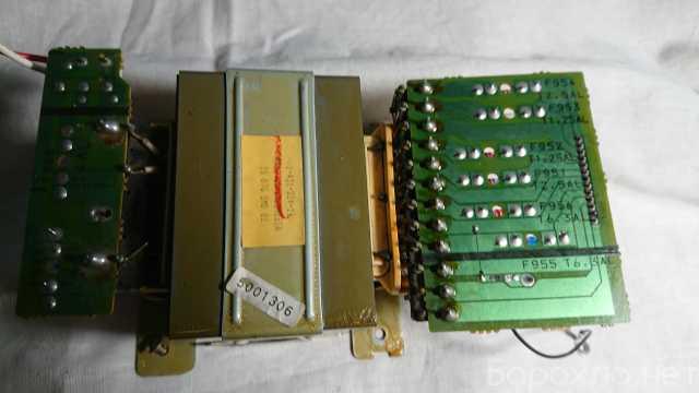 Продам: Трансформатор от муз центра SONY