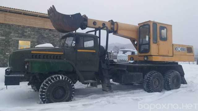 Продам: Продам экскаватор планировщик наа Урале