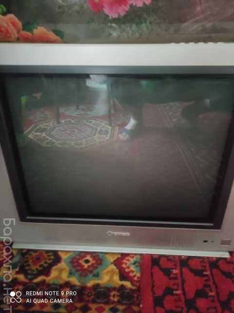 Отдам даром: цветной телевизор