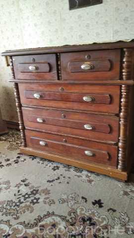 Продам: Комод антикварный XIX век
