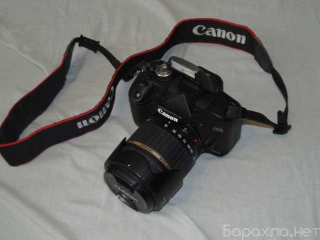 Продам: Canon EOS D500 + объектив 18-200 мм