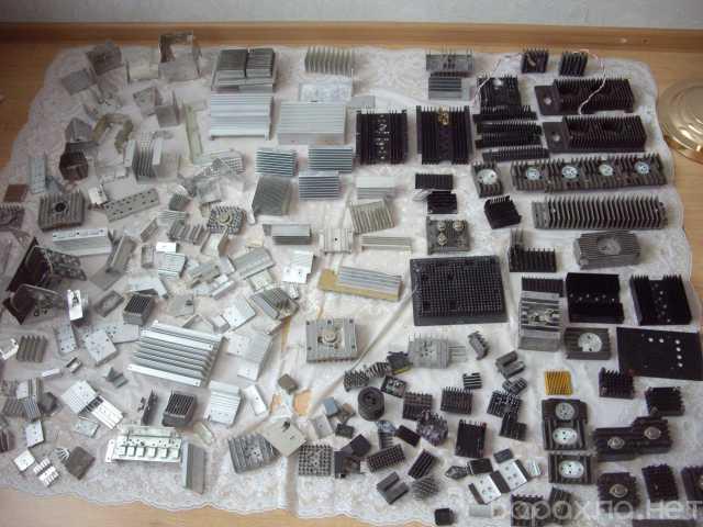 Продам: Радиаторы для радиолюбителей