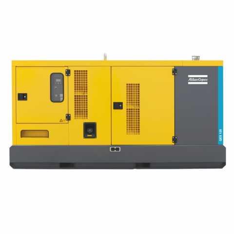 Продам: Дизельный генератор Atlas Copco QES 125