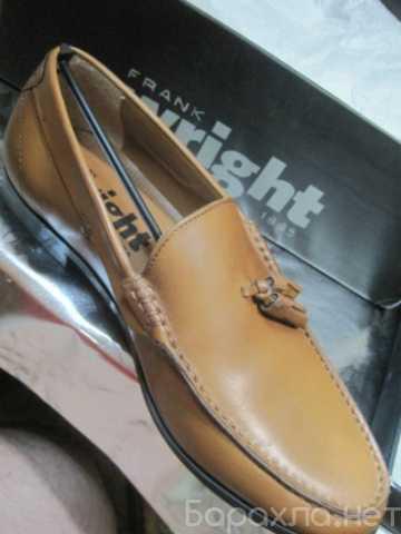Продам: Абсолютно новые кожаные туфли мокасины