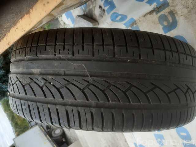 Продам: Одна летняя шина 195/50 R-15