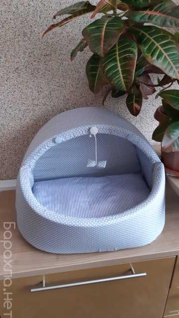 Продам: домик лежанка для кошки, можно с котятам