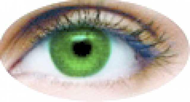 Продам: Зеленые оттеночные линзы