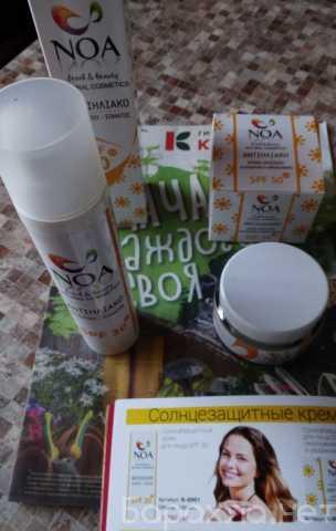 Продам: Солнцезащитный крем для лица фирмы NOA