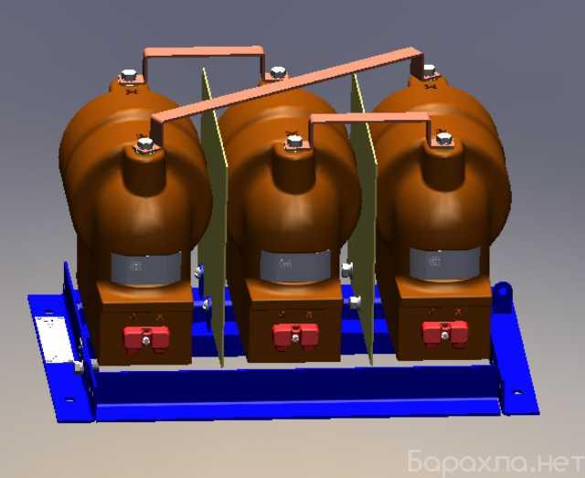 Продам: Трехфазная группа трансформаторов
