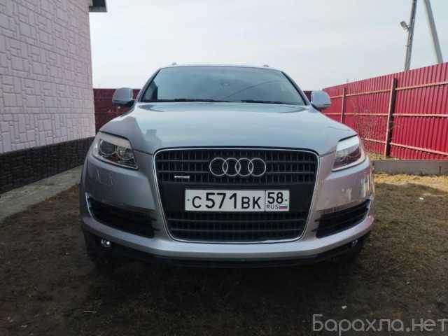 Продам: Audi q7, 2007 3l. td 233л