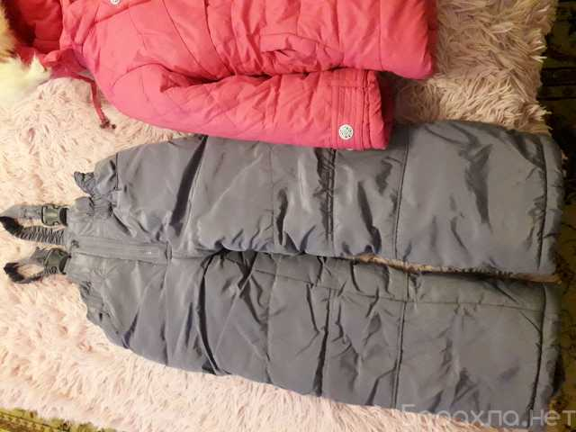Продам: Комбинезон с курткой зимний