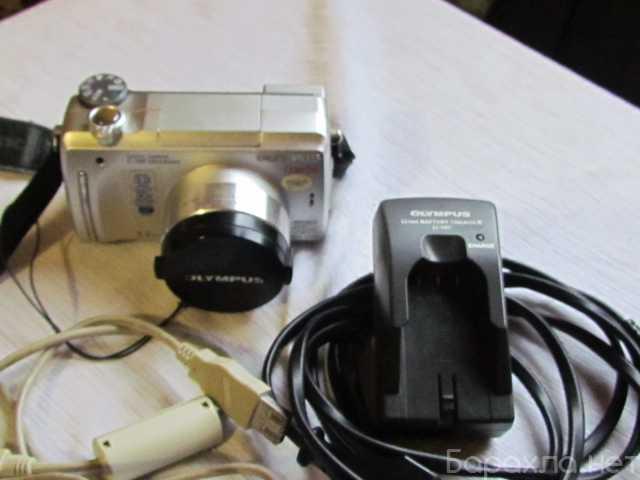Продам: Фотокамера Olympus CAMEDIA C-760 ULTRA Z