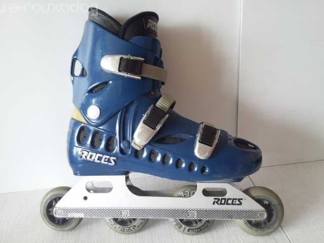 Продам: Роликовые коньки ROCES 39 размер Италия
