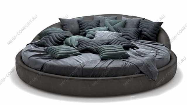 Продам: Круглая двуспальная кровать «JAZZ»
