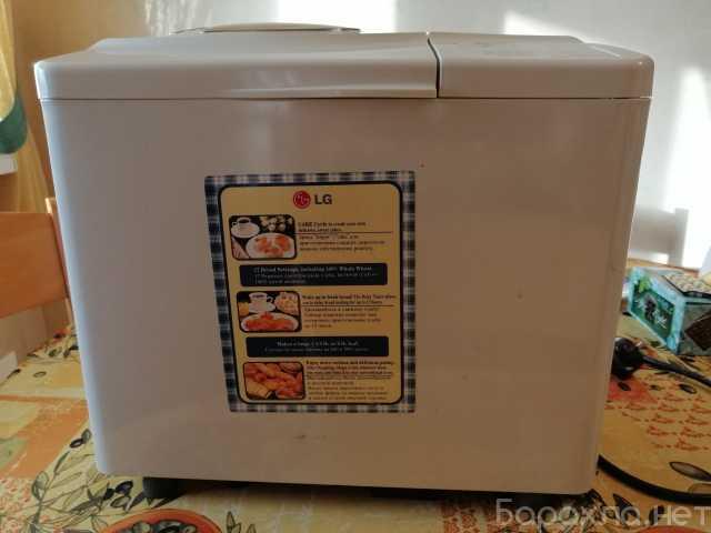 Продам: Хлебопечка автоматическая LG модель HB-1