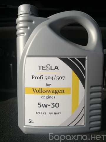 Продам: масло моторное TESLA Profi 504/507 for V