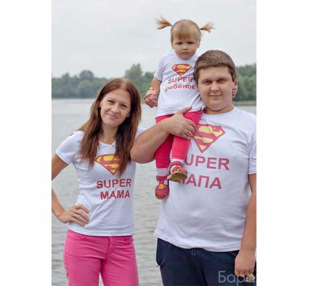 Продам: Семейные футболки в Губкине