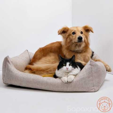 Продам: Лежанки и матрасики для кошек и собак