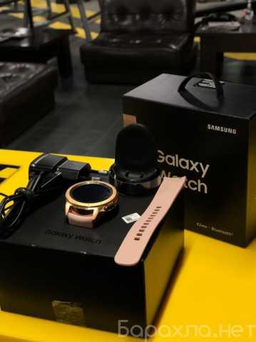 Продам: Samsung galaxy watch SM-R810 Rose Gold 4