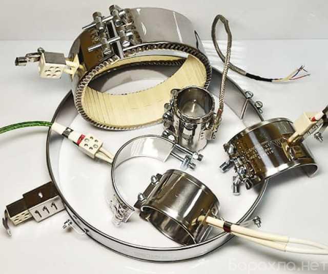 Продам: Хомутовые нагреватели от производителя