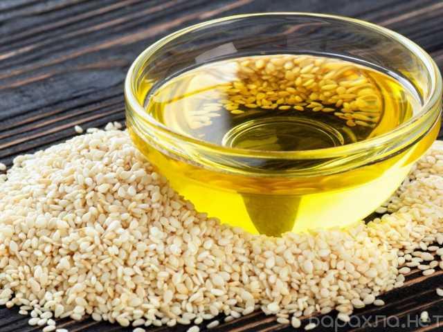 Продам: Масло семян белого кунжута «Кунжутное м