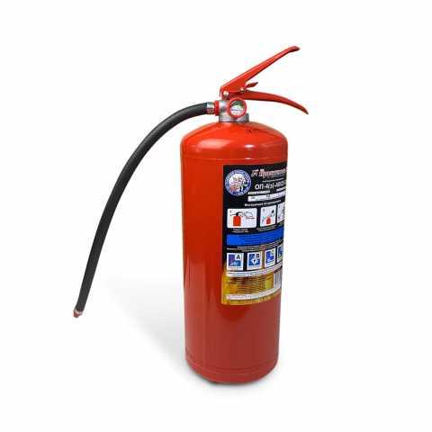 Продам: Огнетушитель порошковый ОП-4