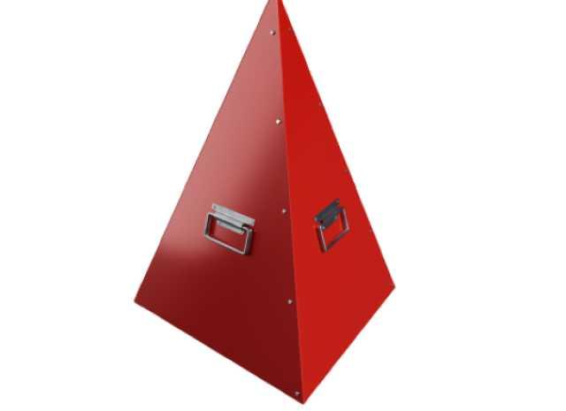 Продам: Пирамиды для пожарного гидранта