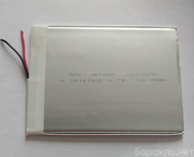 Продам: Аккумулятор Oysters Tablet Pci T7HA 3G