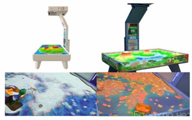 Продам: Песочница интерактивная iSandBox Standar
