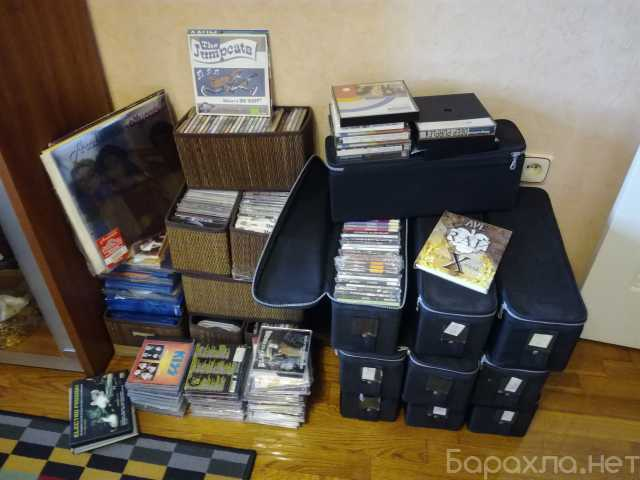 Продам: Зарубежная музыка на CD, DVD, Blu-ray