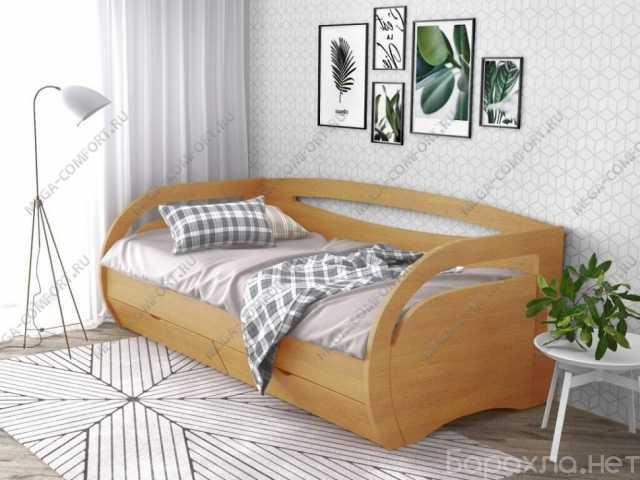 Продам: Кровать с тремя спинками «КАРУЛЯ-2»