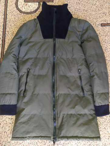 Продам: Удлинённая куртка- парка- пуховик Zara