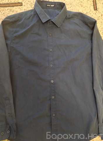 Продам: Хорошая черная рубашка с длинным рукавом