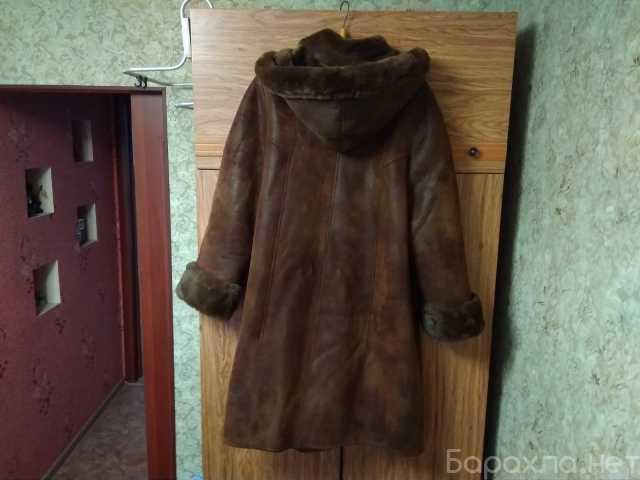 Продам: Дублёнка женская размер 54-56