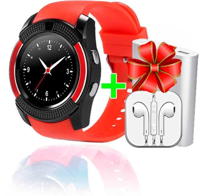 Продам: Умные часы Smart Watch V8 power bank и н