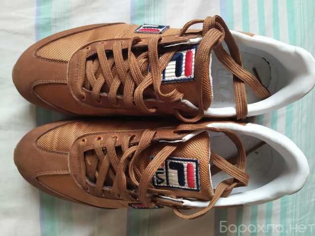 Продам: Кроссовки новые, марка Fila